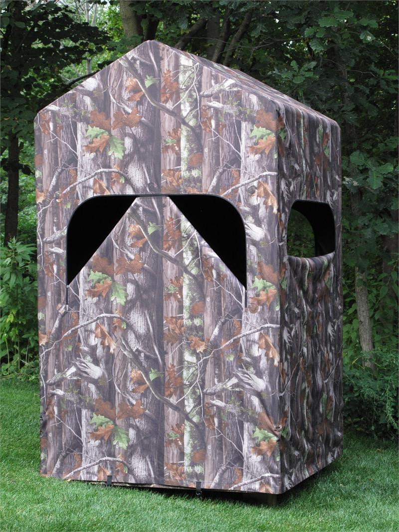 Comfortquest Hunting Blind With Lightweight Aluminum Frame